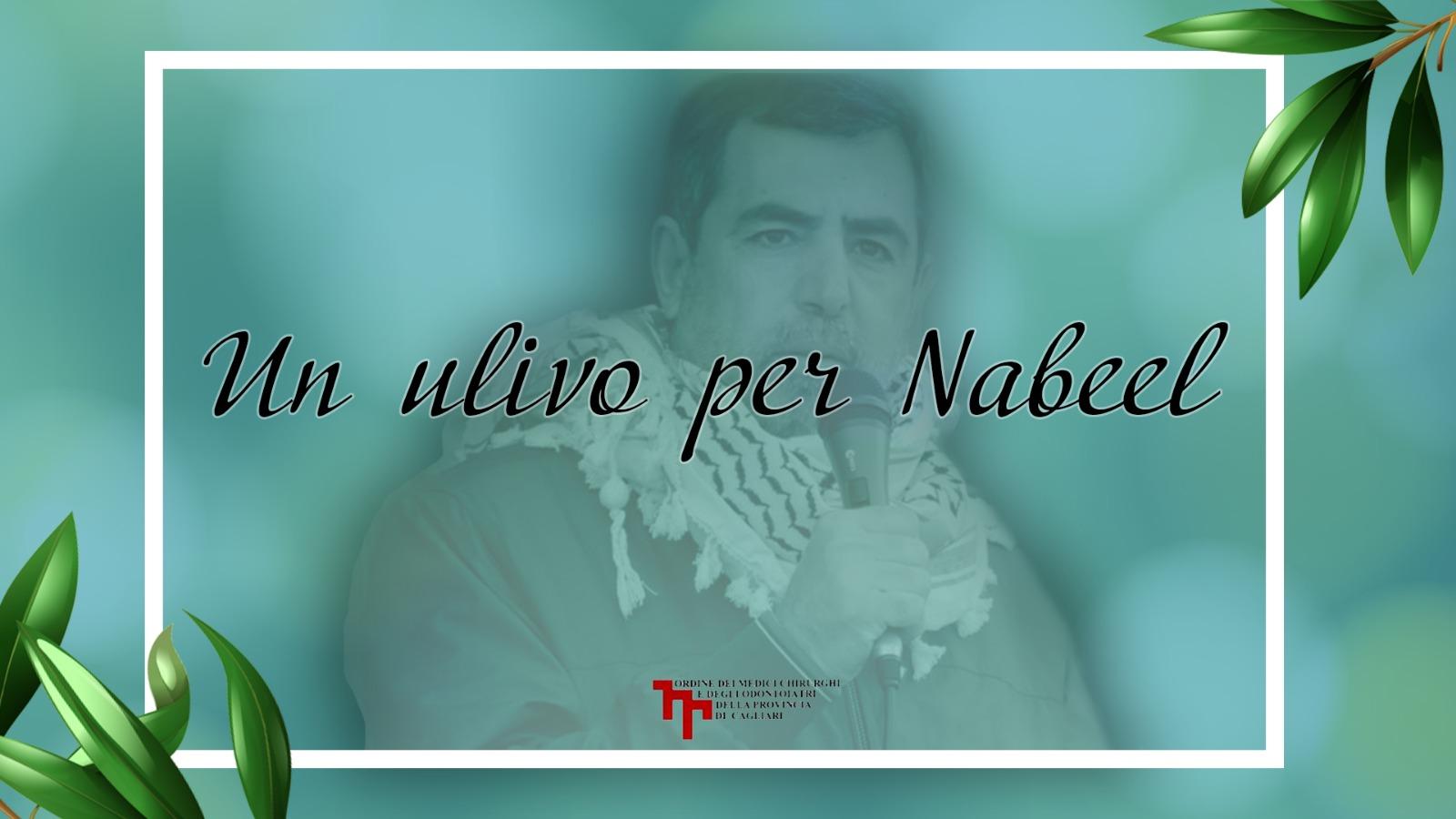 Un Ulivo per Nabeel